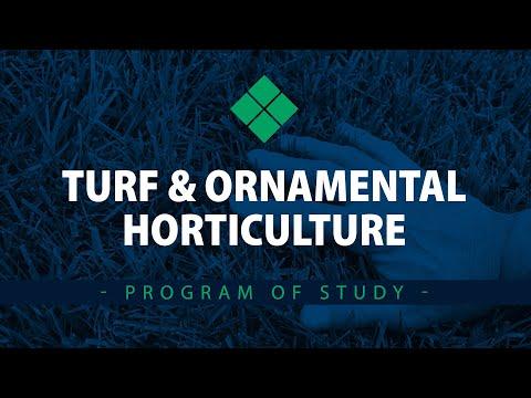 Program of Study | Turf & Ornamental Horticulture