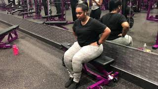First Day at the Gym l WeightLoss Journey