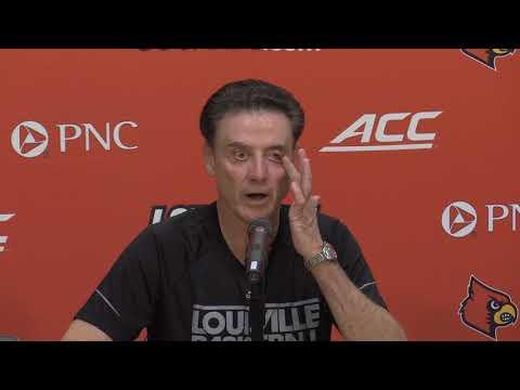 Rick Pitino: landing recruit Brian Bowen and asst. coach Jordan Fair
