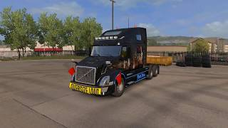 Volvo VNL Tuning & Test Drive (American Truck Simulator)