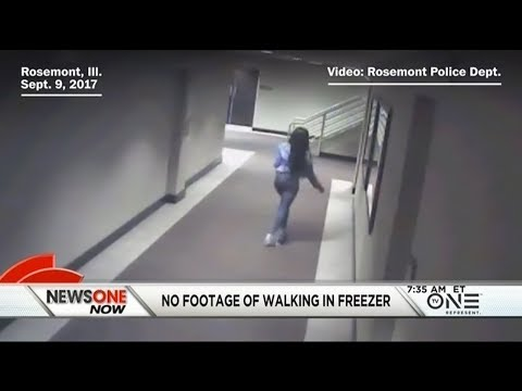 Police Say There Is No Footage Of Kenneka Jenkins Walking Into Hotel Freezer