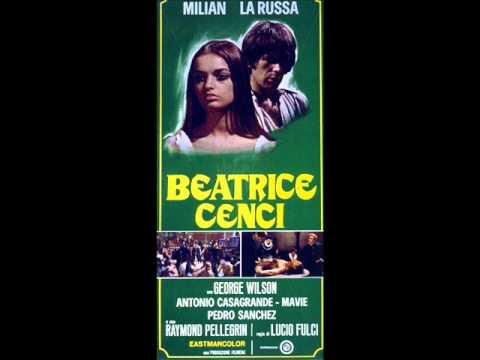 Beatrice Cenci  Angelo Francesco Lavagnino  1969