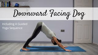 Downward Facing Dog | Including a Full Guided Yoga Sequence