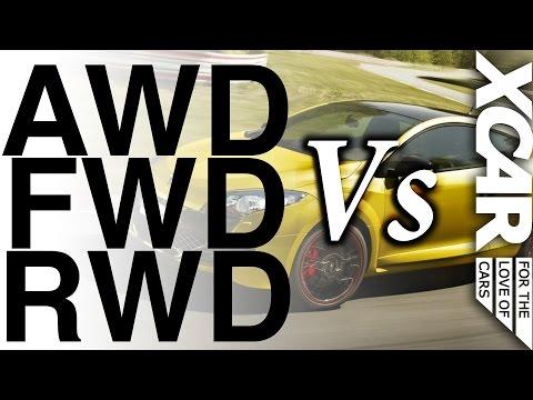 AWD vs FWD vs RWD: Who Wins? - XCAR