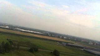 Vakantie 2011 (Cyprus) - Take off @ Schiphol