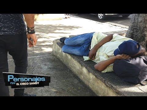 Ex músico de Juan Luis Guerra duerme en las calles
