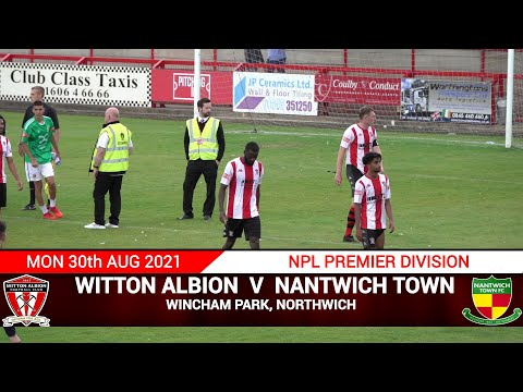 Witton Nantwich Goals And Highlights