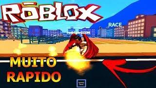 FIQUE MUITO RAPIDO NO SPRINTING SIMULATOR 2!!! ROBLOX