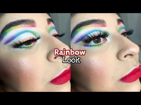 Rainbow Look   Take Me Back To Brazil Palette   iitsVB thumbnail