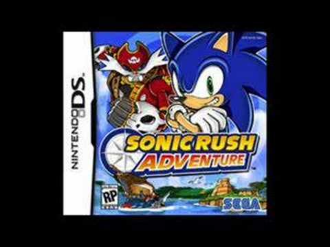 Sonic Rush Adventure Quot Boss Theme Quot Music Request Youtube