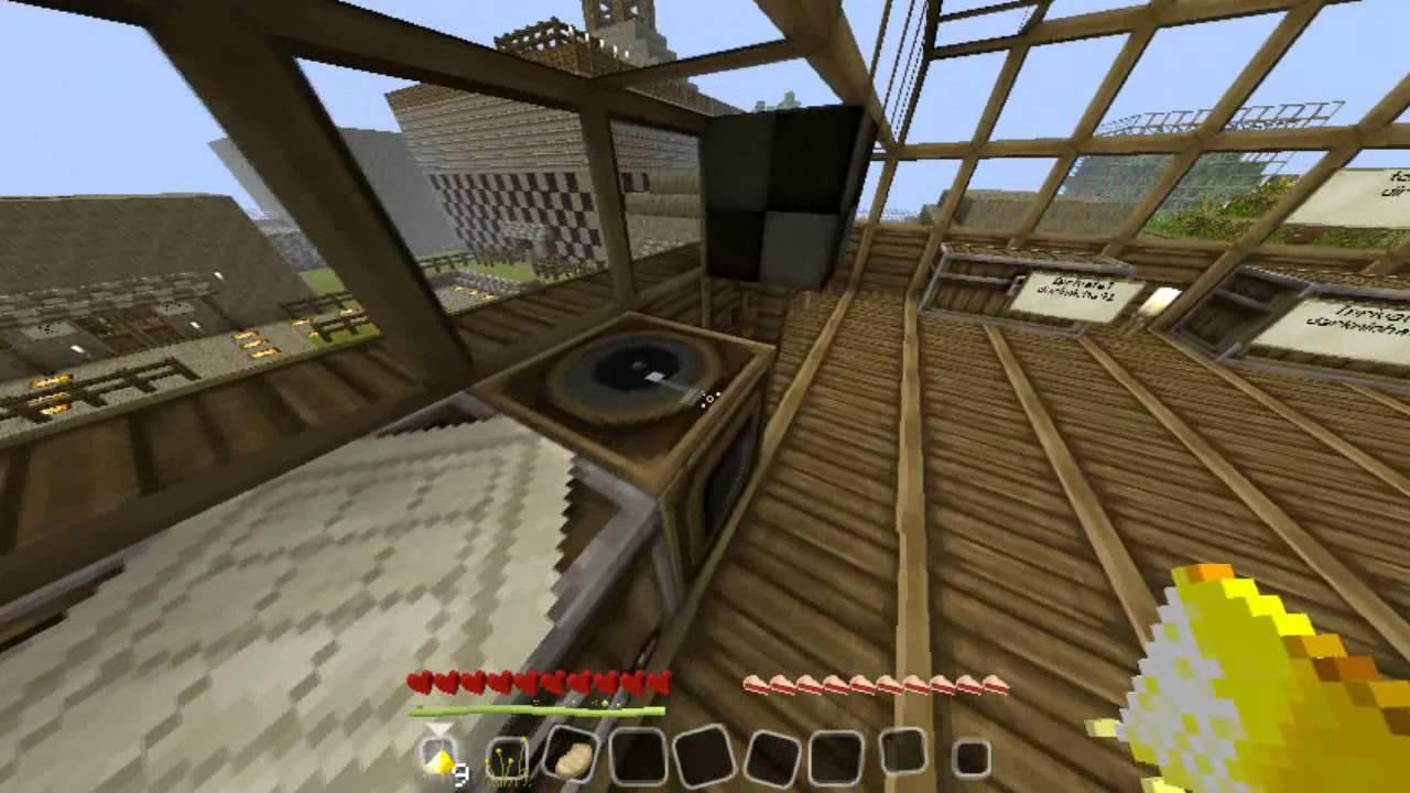 Minecraft pack de texture SummerFields présentation - YouTube