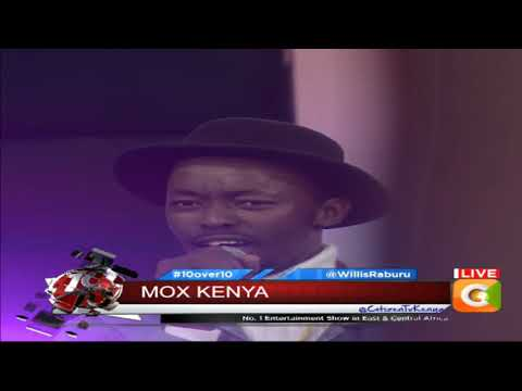 Mox Kenya exclusive on 10 over 10
