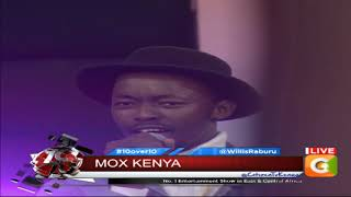 Mox Kenya exclusive on 10 over 10