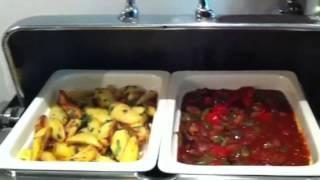 Dar es salaam Serena hotel lunch