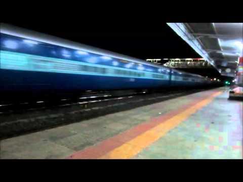 22685 Yesvantpur-Chandigarh Karnataka Sampark Kranti Express !!