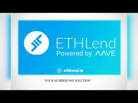 ETHLend.io- The World's First Crypto Lending Marketplace (Video explainer)
