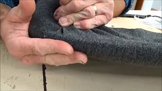 How To Upholster a Slip Seat (Dining Room Chair): DIY Tutorial, Step by Step