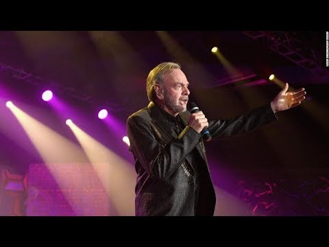Neil Diamond posts 'Sweet Caroline' coronavirus remake: 'Hands ...