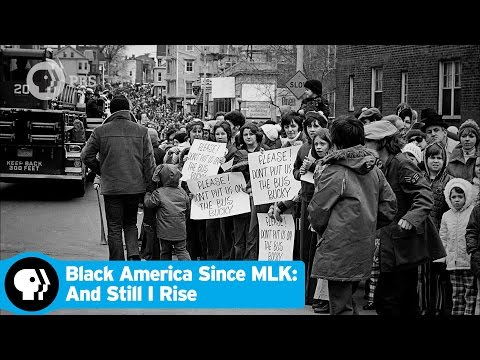 BLACK AMERICA SINCE MLK: AND STILL I RISE | Episode 1 Scene: MLK and Black Activists | PBS