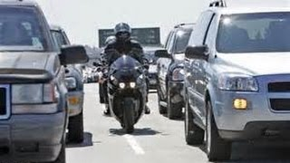 Lane Splitting/Filtering Haters! At my Job