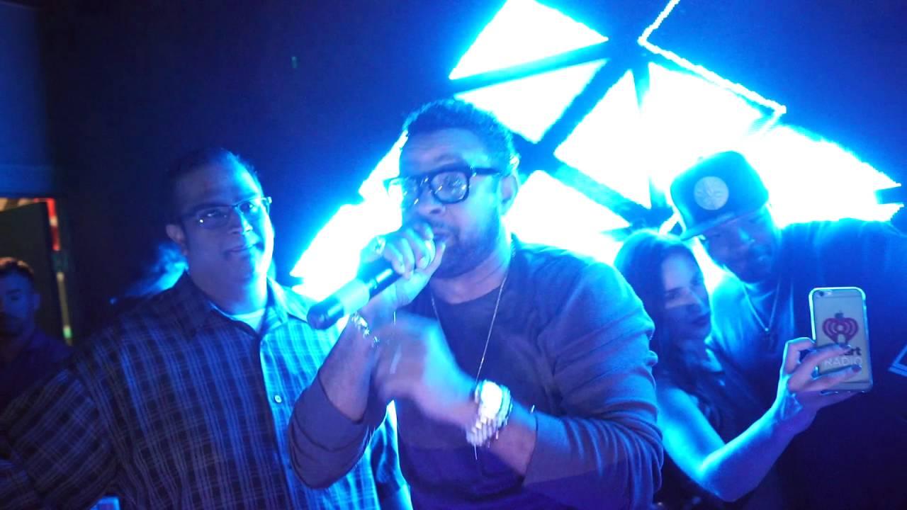 Shaggy @ ICON Nightclub Boston, MA 9.16.16