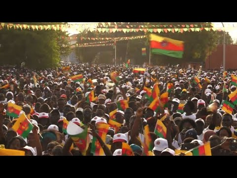 Last day of campaign before legislative votes in Guinea-Biss