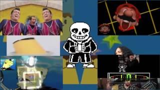 Undertale- Meme-galovania Episode 4