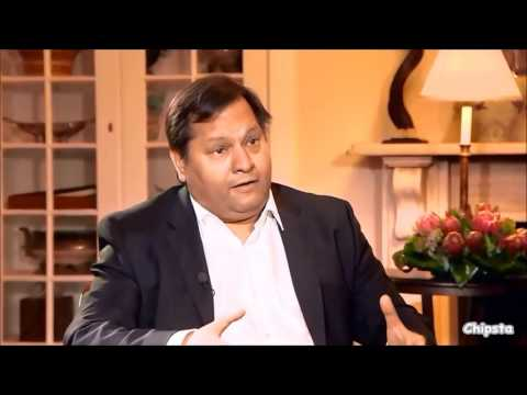 The Ajay Gupta Interview - Supporting Nkosazana Dlamini Zuma