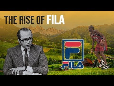 The Rise Of FILA: The Resurgence Of 90s Sportswear