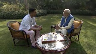Akshay Kumar interviews Narendra Modi on things other than politics