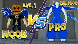 ROBLOX: I TROLEI EVERYONE PRETENDING TO ME NOOB NO RO: GHOUL!!! #113 ‹ BRUNINHO ›