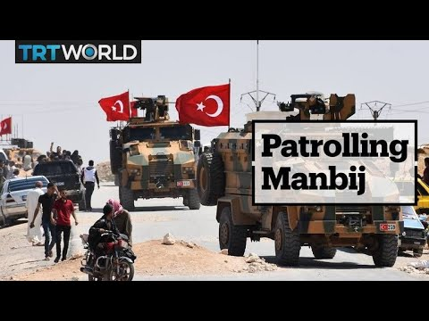 Turkey and United States agree on Manbij roadmap