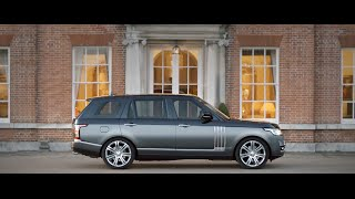 Range Rover SVAutobiography - The Most Luxurious Land Rover Ever
