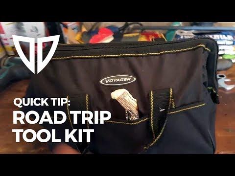Road Trip Car Tool Kit - Quick Tip