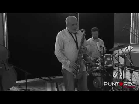 Fulvio Albano quartet - The Punto Rec sessions -  Stompin' at the Savoy