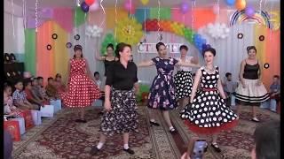 Супер танец. Мамочки зажигают. г.Кара-Балта