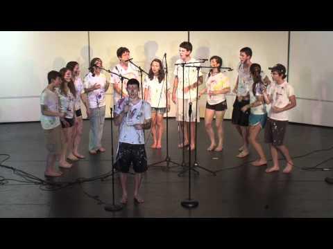 Hollywood's Not America - Mixed Nuts a capella - Lexington High School