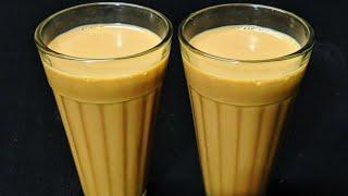 Indian Masala Chai   नये और आसान तरीकें से बनाये कड़क मसाला चाय की पीते ही मजा आ जाये  