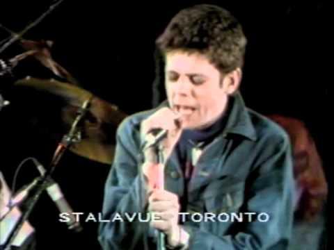 "Teenage Head: ""Let It Show"", Toronto, 1981"