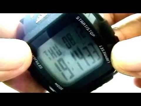 การตั้งค่าเวลาและวัน นาฬิกา adidas ADP 6089 - YouTube b4fca29732