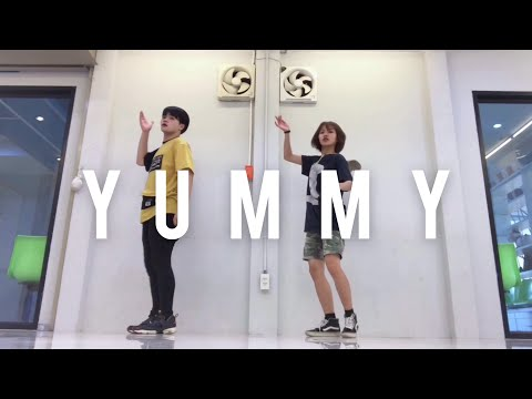 Justin Bieber - Yummy Dance Choreography l Matt Steffanina cover by Mapingmapran9 + KaKaWaacking