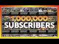 Here's how I went from 0 to 1,000,000 subscribers...