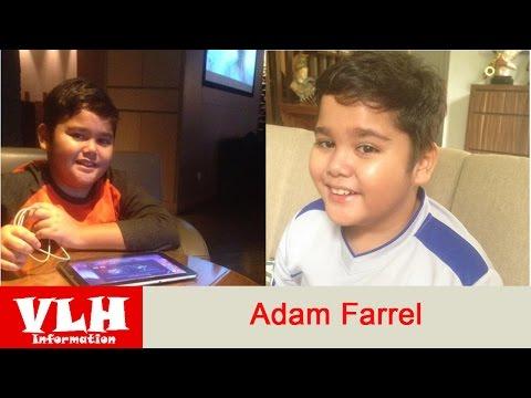 Adam Farrel Pemain Pandu di ANTV