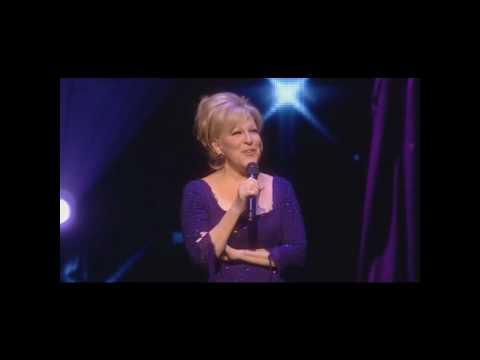 Bette Midler Royal Variety Performance 2009