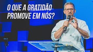 O QUE A GRATIDÃO PROMOVE EM NÓS? 26.11.20 | Rev Romer Cardoso