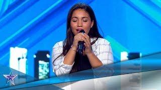 ¡Impresiona cantando 'HELLO' de ADELE en INGLÉS y ÁRABE! | Audiciones 8 | Got Talent España 5 (2019)