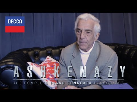 Vladimit Ashkenazy - Itzhak Perlman