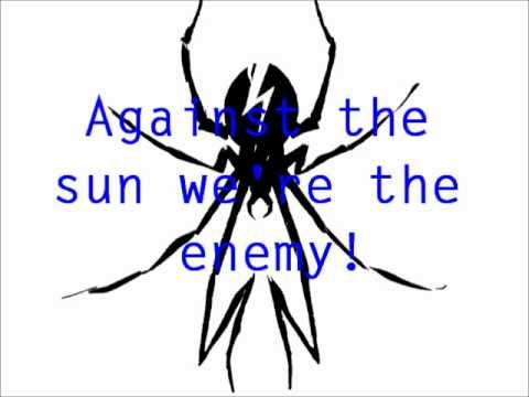 My Chemical Romance Destroya lyrics.