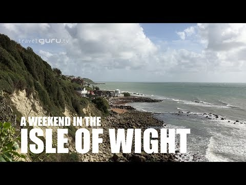 A Weekend in the Isle of Wight