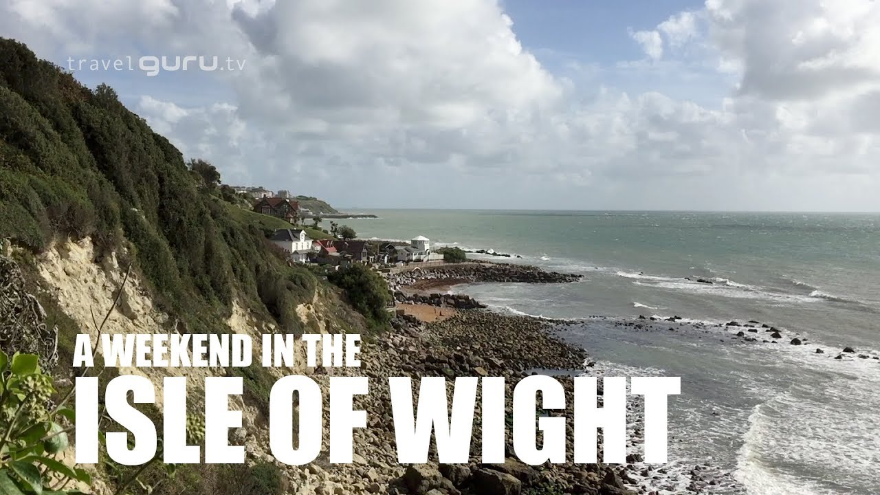 A Weekend in the Isle of Wight #1